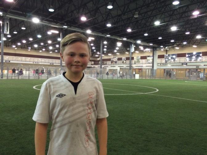 Player Profile – Connor