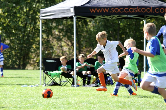 Soccaskool vs Soccer Quest (Kamloops)