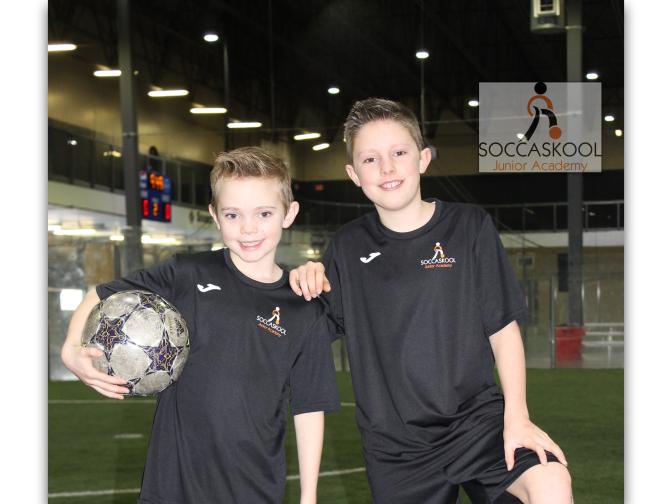 Player Profile – Kayden & Kieron